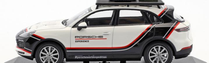 Mit der Porsche World Expedition 2018 in 80 Tagen um die Welt