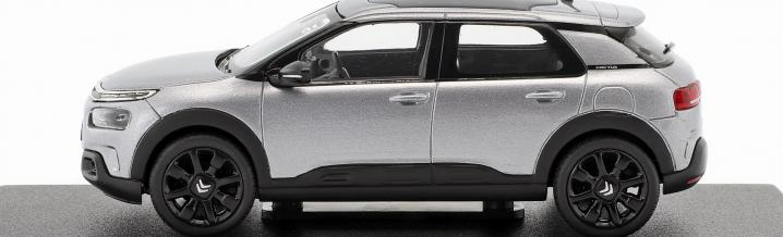 Citroën C4 Cactus – Norev legt mit dem Maßstab 1:43 nach