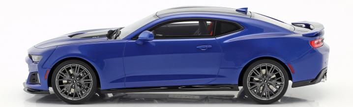 Chevrolet Camaro ZL1: GT-Spirit bringt den Jahrgang 2017