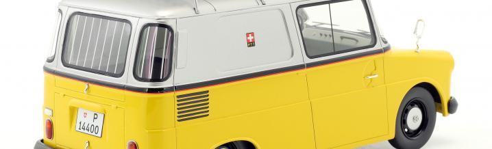 Throwback Thursday: VW Fridolin von Schuco in 1:18