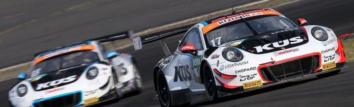 ADAC GT Masters: So lief's für unser Partnerteam am Nürburgring