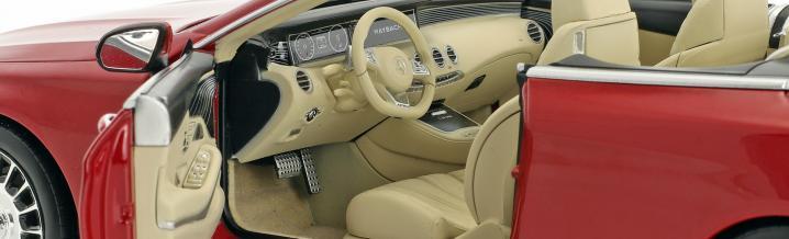 Die oberste Spitze: Mercedes-Maybach S 650 Cabriolet