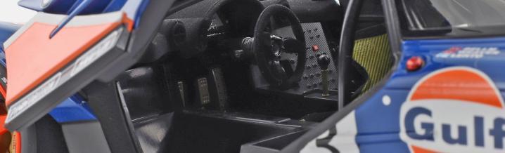 Legenden in der Vitrine: Der McLaren F1 von Minichamps