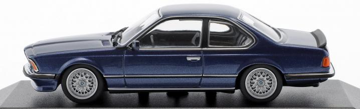 Neues Exklusivmodell: BMW 635 CSi von 1982 in 1:43