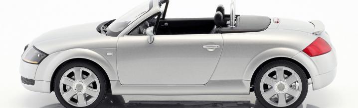 Das waren noch Zeiten: Audi TT, die Erstauflage