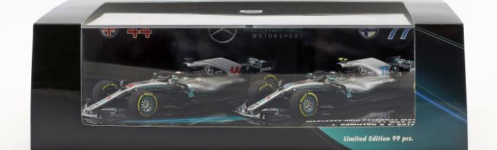 Mercedes-AMG F1: Neuer Formel 1 W10 vorgestellt