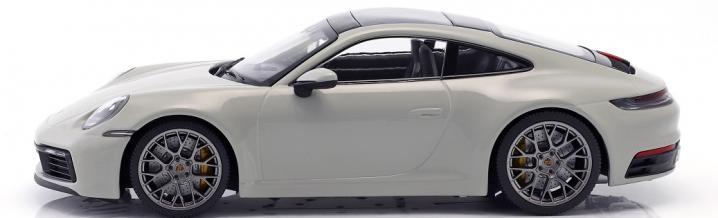 Porsche 911 von Minichamps jetzt auch im Maßstab 1:18
