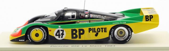 Zwei, die unzertrennlich sind: Spark und Le Mans