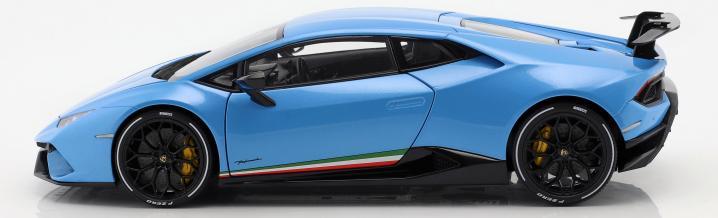 Da glüht das Herz: Lamborghini Huracán Performante 2017