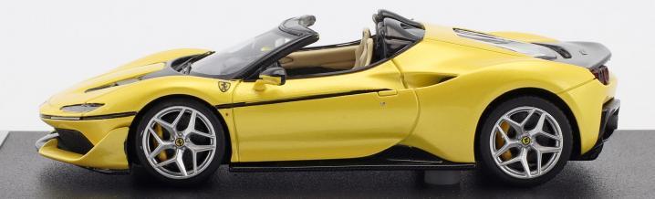Neue Ferrari für das Land: LookSmart mit 488 und J50