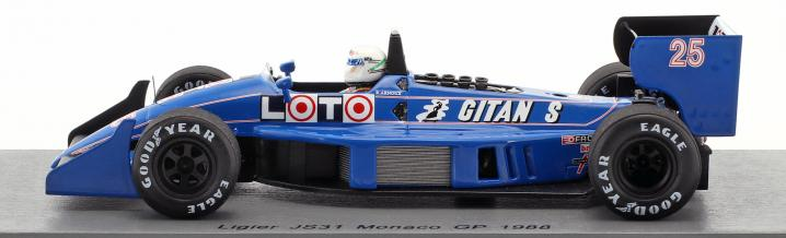 In time for the China GP: Fresh models to the topic Formula 1