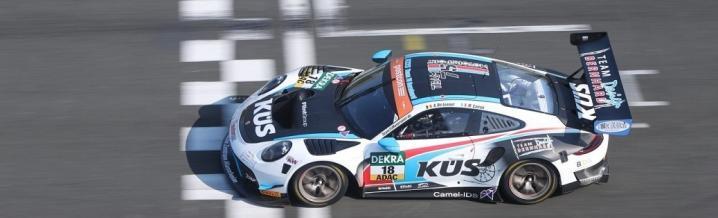 KÜS Team75 Bernhard vor dem Saisonauftakt zum ADAC GT Masters