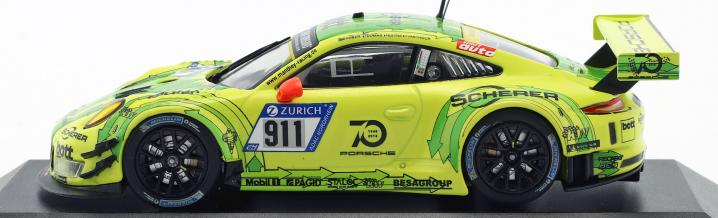 Zwei Mal 24 Stunden Nürburgring: Der Sieger von 2018 in 1:43