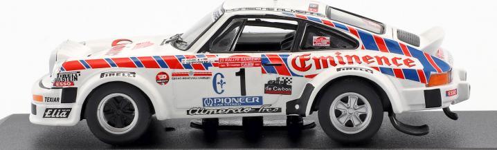 New exclusive model: Porsche 911 SC Group 4 of Walter Röhrl