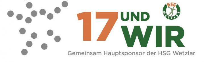 17 and we: ck-modelcars partner of the HSG Wetzlar