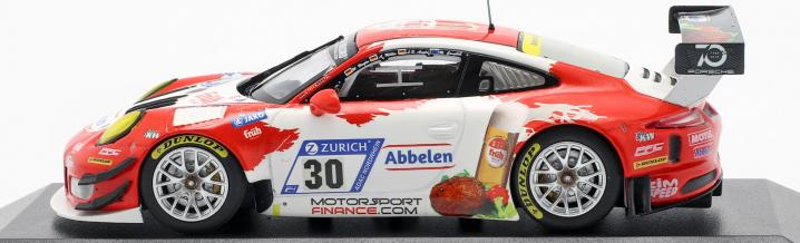 New exclusive models: The Porsche 911 of Frikadelli Racing