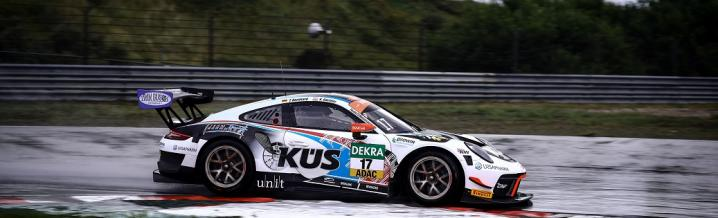 The GT Masters-weekend in Zandvoort: Podium and points