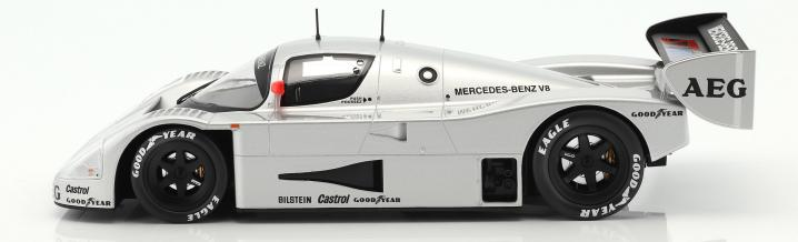 Schumacher's early days: The Sauber-Mercedes C9 from Norev