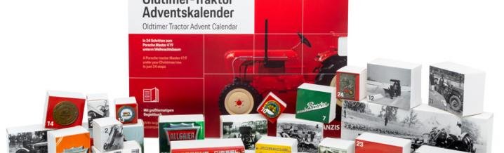 Advent calendar for the second: The Porsche Master 419
