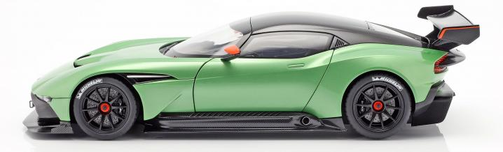 News from Aston Martin: Vantage or Virage, Vulcan and DBX