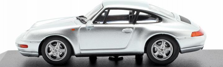 Rückblick: Der Porsche 911 von Maxichamps