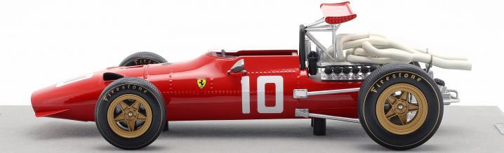 Tecnomodel and the Ferrari 312F1/68: Novelty