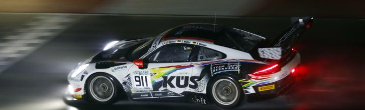 Well done: KÜS Team75 Bernhard at the 9 hours of Kayalami