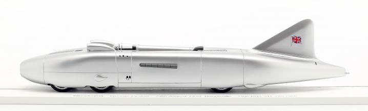 Full throttle towards Christmas: The Thunderbolt II 1938