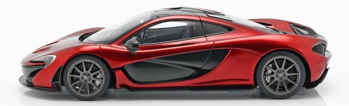 Comeback eines Superstars: McLaren P1 von Autoart