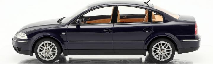 Big gap: The Volkswagen VW Passat W8