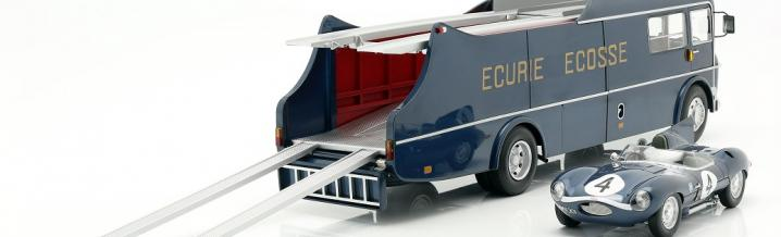 Toy fair Nuremberg: CMR and the Ecurie Ecosse