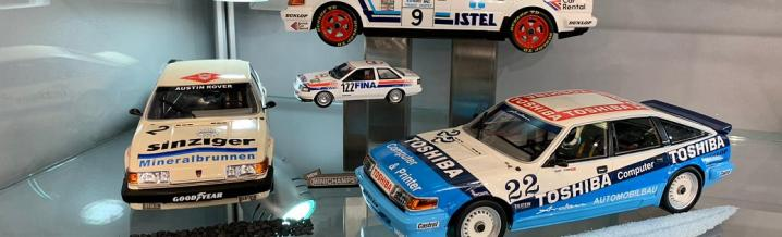 Toy fair Nuremberg: Minichamps with scale 1:8