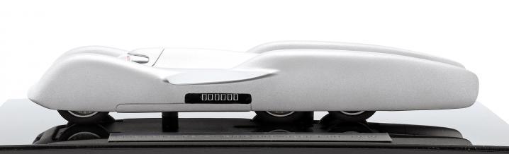 Autocraft und der Mercedes-Benz T 80: Modellautos in 1:43
