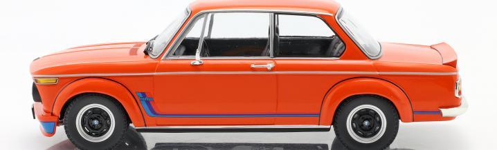 BMW: Eine Zielgruppe, zwei Modellautos, 46 Jahre dazwischen