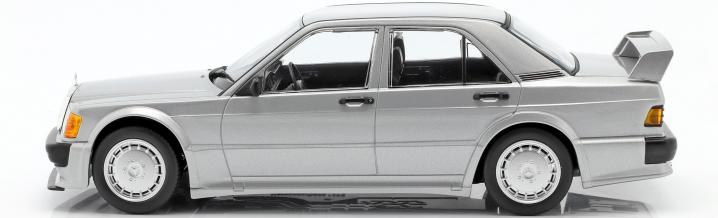 Legendenbildung: Mercedes-Benz 190 E 2.5-16 Evo 1