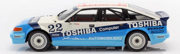 Vergessener Held: Der Rover Vitesse der DTM 1986