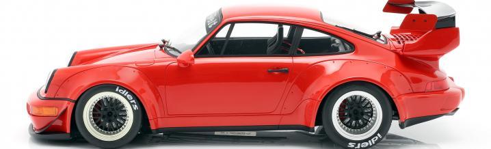 Gap filled: Porsche 911 by Rauh-Welt Begriff in 1:12
