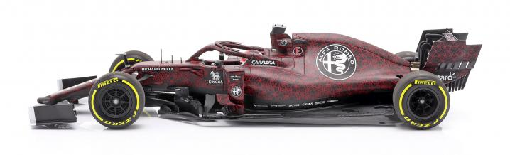 Launch Spec: Something new from Minichamps for the Formula 1
