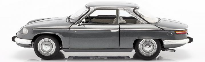 Throwback Thursday: The Panhard 24 CT from 1964