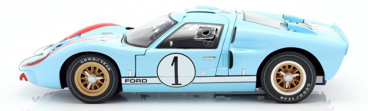 Einmal im Leben: GMP und die Krönung von Le Mans 1966