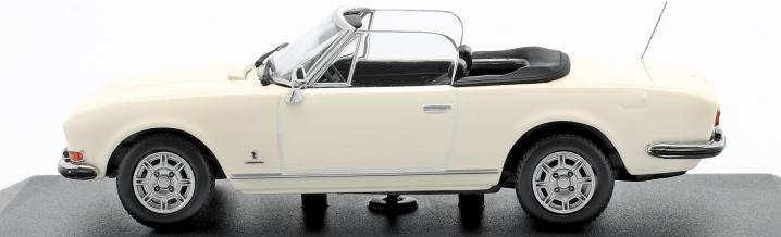 Bildschöne Franzosen: Das Peugeot 504 Cabriolet