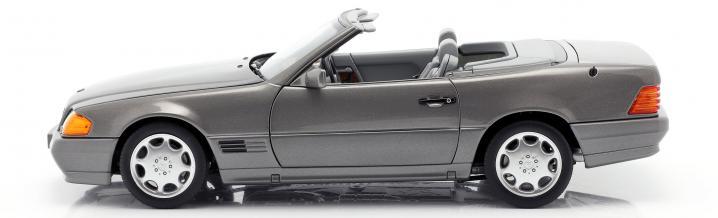 Vom 200 bis 500 SL: Mercedes-Benz Youngtimer von Norev