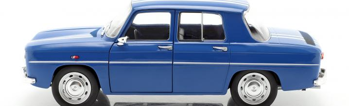Throwback Thursday: The Renault 8 by Solido