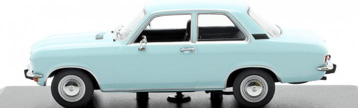Herzlichen Glückwunsch: 50 Jahre Opel Ascona A 1970