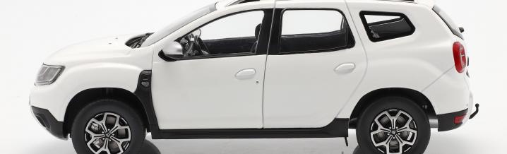 Praktisch in die neue Woche: Der Dacia Duster II von Solido