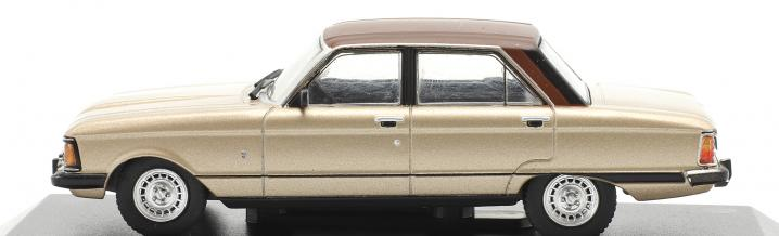 A look beyond the borders: Modelcars from Altaya in 1:43