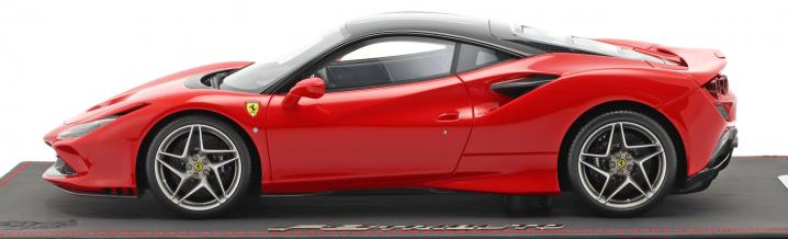 New Ferrari for the country: Stradale, Tribute and Roma