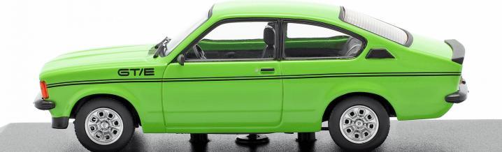 Dream car of the 1970s: Opel Kadett C GT/E Coupe 1978