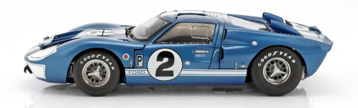 ShelbyCollectibles: New Ford GT40 from the year 1966