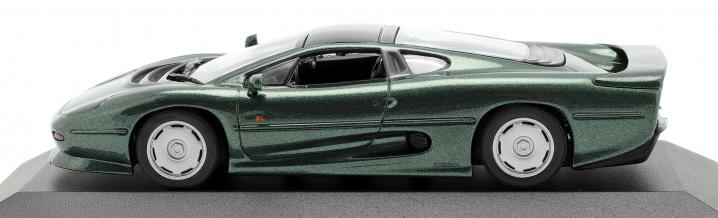 Throwback Thursday (fast): Jaguar XJ220 von Maxichamps